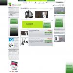 prestashop modules - banner, ads upload
