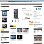 Prestashop video gallery, product page