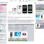prestashop google plus one button module
