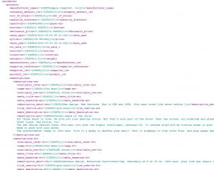 prestashop module xml feed pro admin