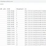 Prestashop module csv export
